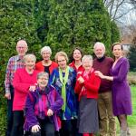 Medewerkers Zing-Cirkel Heiloo Team Zingen in de Zorg