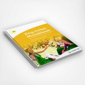 Zing-Cirkel Muziekboek Zingen in de Zorg
